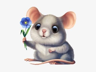 老鼠故事儿童故事 老鼠的儿童精选故事