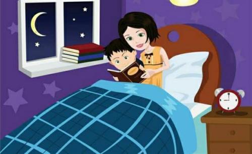 早上给女孩子暖心的话 [给女孩子讲的儿童睡前暖心小故事]