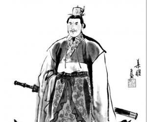 [三国演义刘备的故事] 三国演义刘备摔子故事